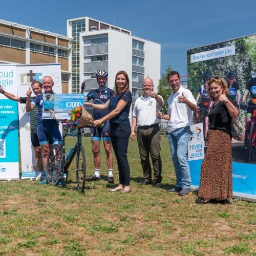 Donatiebedrag door cycletime